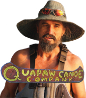 Quapaw Canoe Company - Schedule your adventure on the Mississippi River with the Mighty Quapaws in Clarksdale or Helena