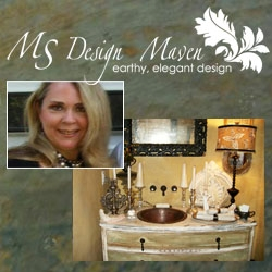 The MS Design Maven - Interior Deisgner, Social Media/Interior Design Blog Consultant from the MISSISSIPPI DELTA