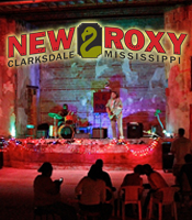 LIVE at the NEW ROXY in the New World District of Clarksdale, Mississippi on Issaquena