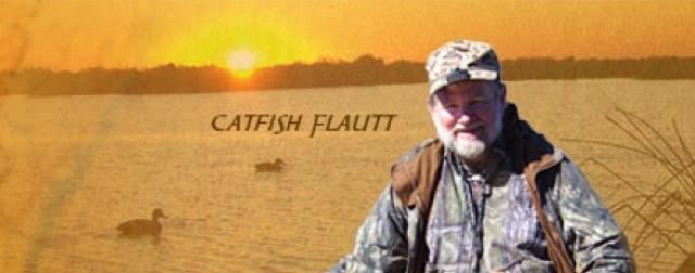Michael Catfish Flautt, owner of Tallahatchie Hunts. Courtesy of Tallahatchie Hunts
