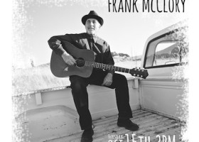 "Frank McClory CD Release ""Walking in the Shadows of Greatness"""