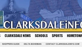 New Operations Manager Nathan Duff is proud to announce his new masthead for ClarksdaleInfo website