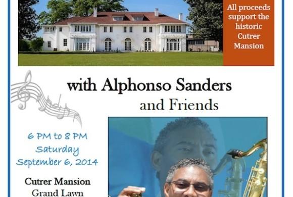 Cutrer Concert Series features Dr. Alphonso Sanders in Clarksdale, Mississippi