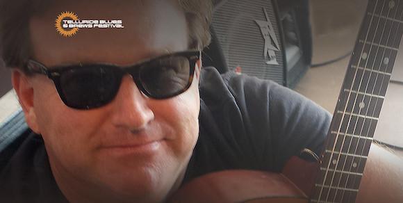 JOHN MOHEAD to perform numerous times at TELLURIDE BLUES & BREWS FESTIVAL 2014