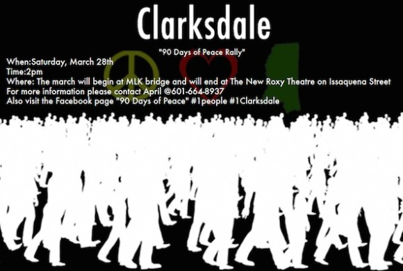 CLARKSDALE PEACE WALK
