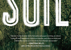 Cover of debut novel SOIL by Jamie Kornegay of Turnrow Book Company in Greenwood, Mississippi
