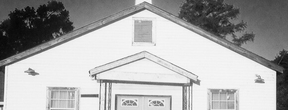 Mt. Zion Missionary Baptist Church in Quitman County, Mississippi